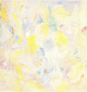Zonder titel; 1984; olie op canvas; oil on canvas; 150x140 cm